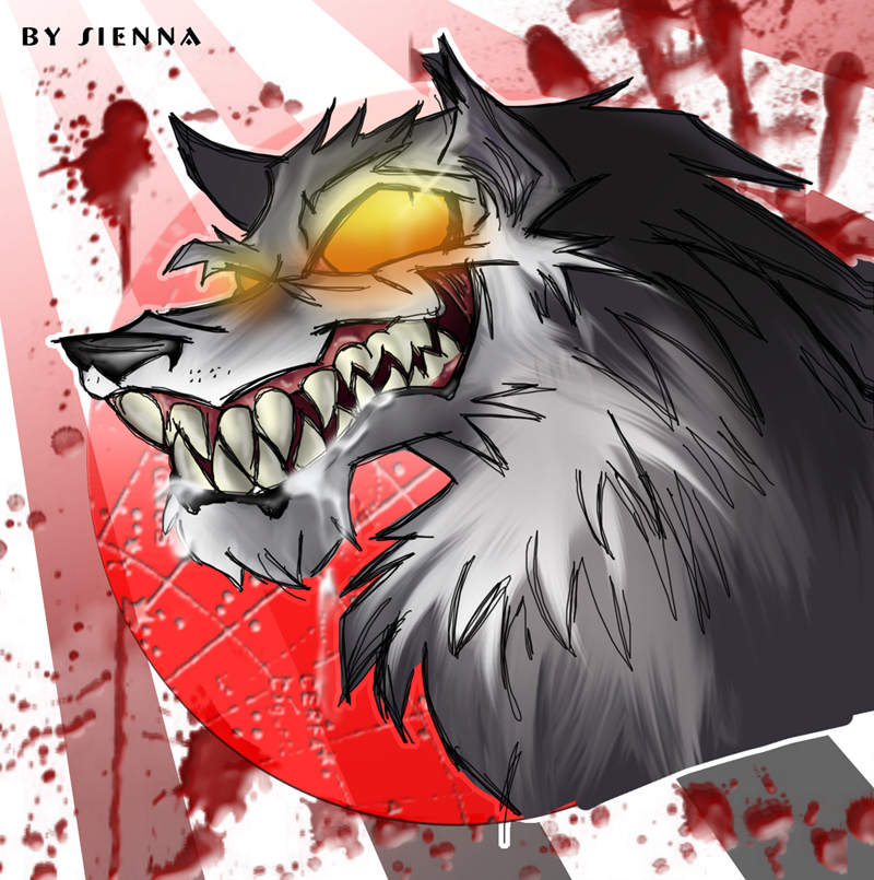 mad wolf drawings - photo #34