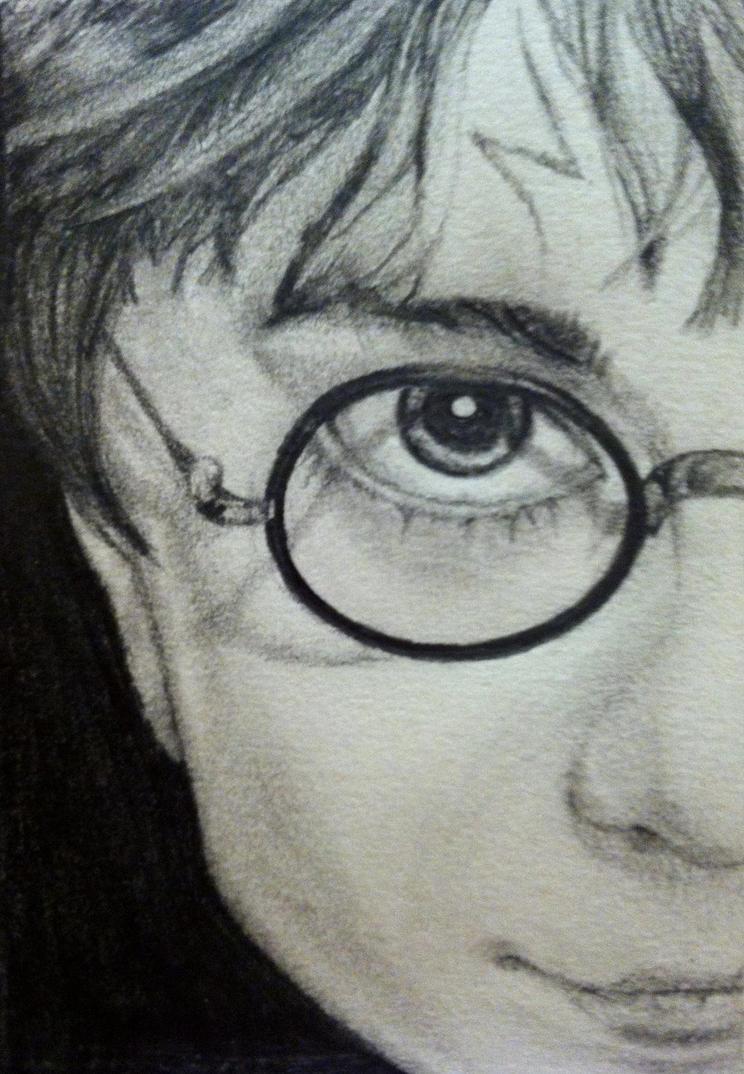 Harry Potter by Mandalalala
