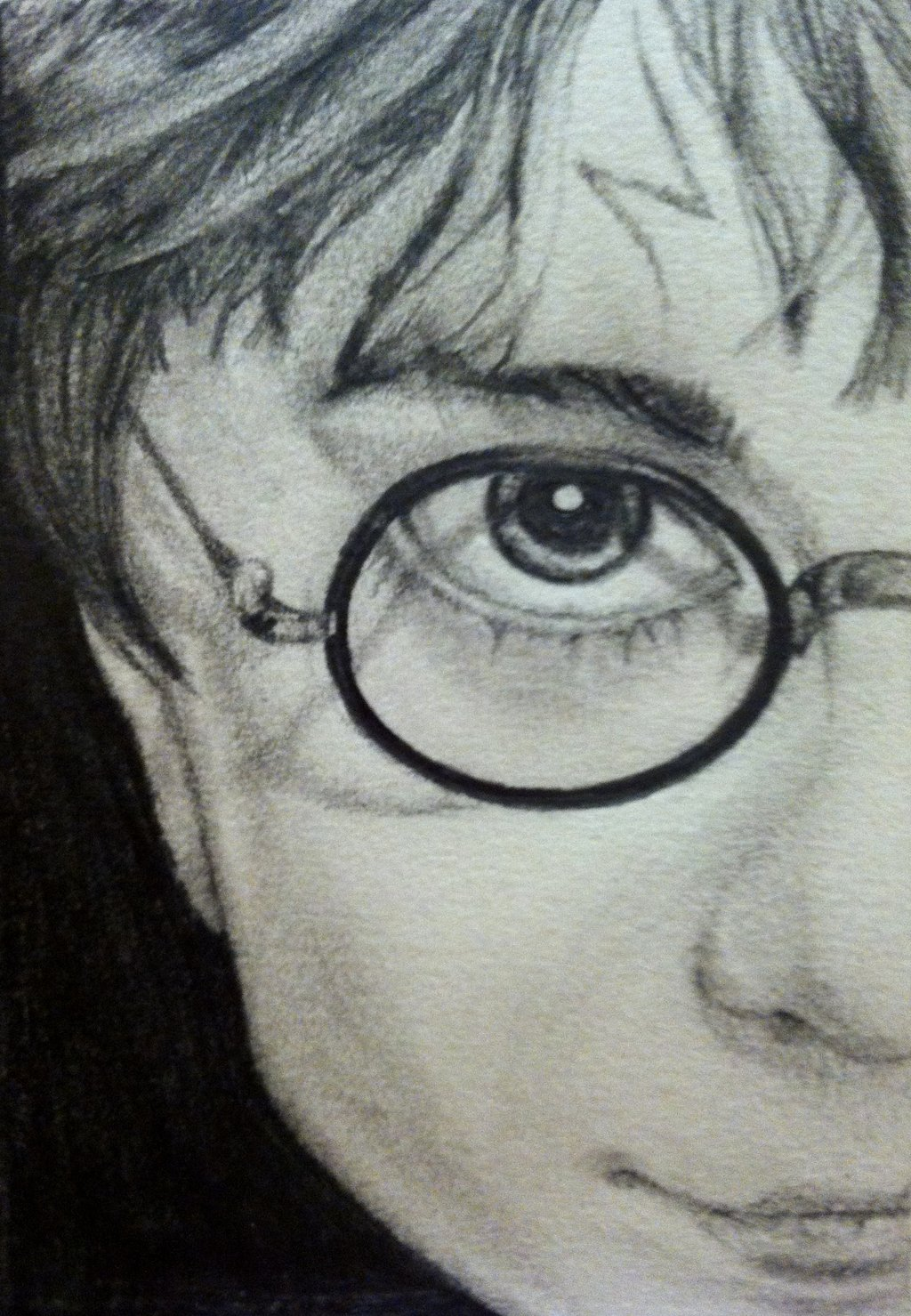 Harry Potter by Mandalalala