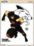 (Public Domain Superheroes) Coyote