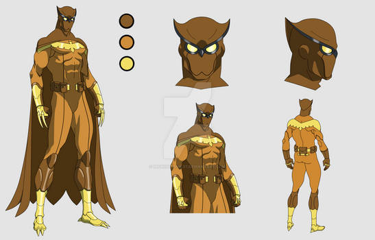 Midnight Owl (official costume)