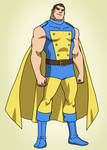 (Public Domain Superheroes) Strongman