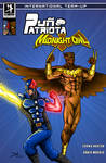 Patriot Fist and  Midnnight Owl Team-Up By DMA