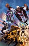NXT Comics Heroes
