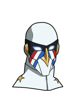 U.S. EAGLE (HEAD BUST)