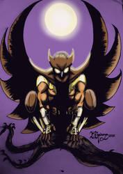 MIDNIGHT OWL by Ivan Espinoza Padilla