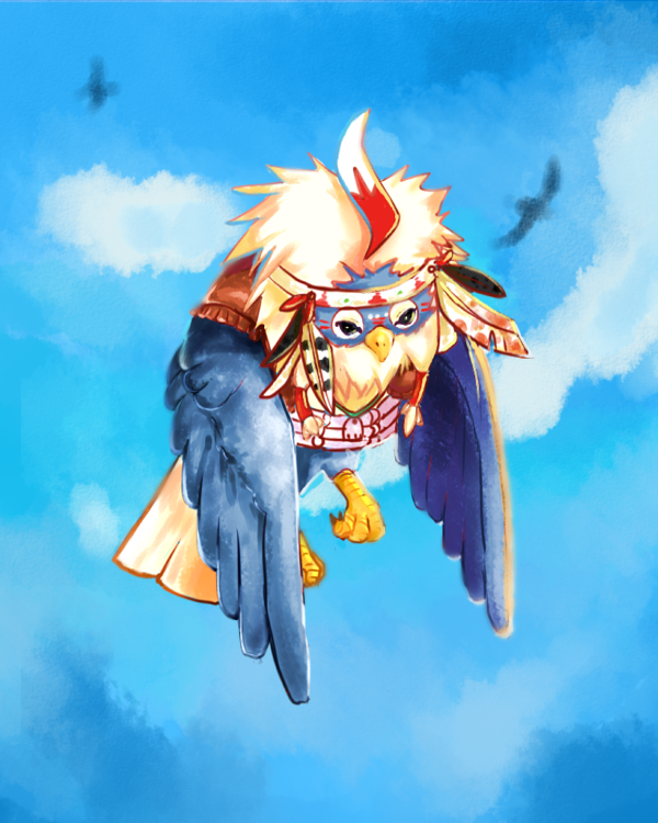 AzulNaranja's Profile Picture