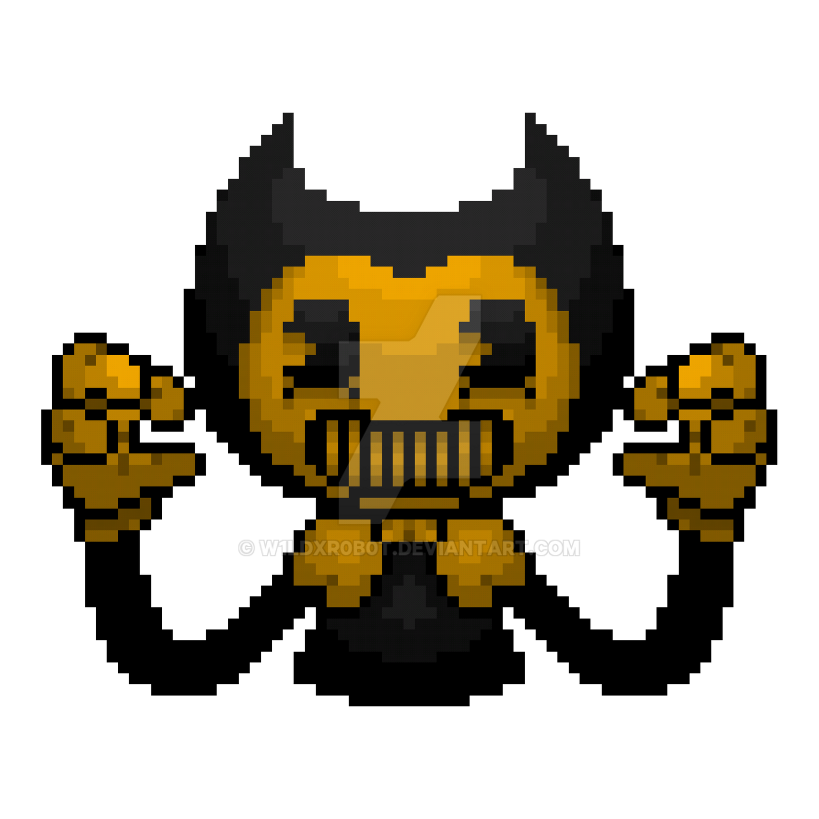 bendy and the ink machine logo png