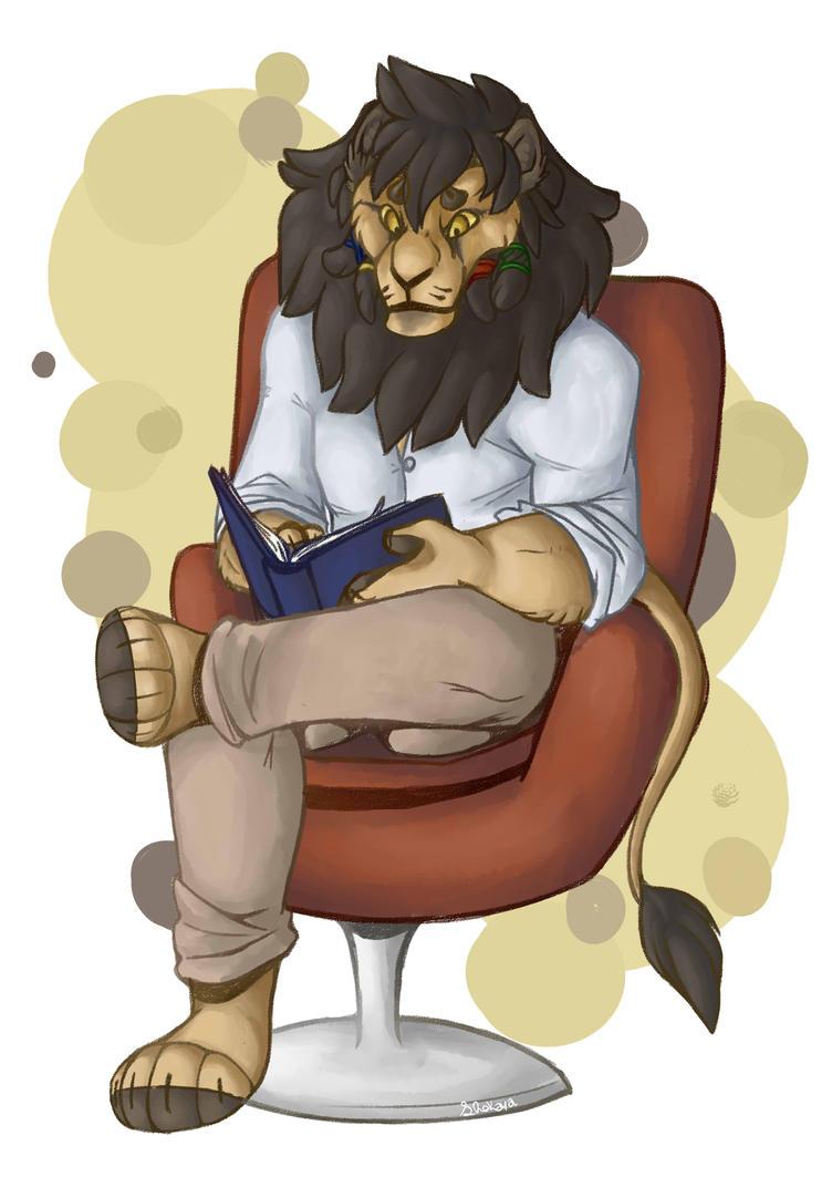 Lionheart by Shokaya