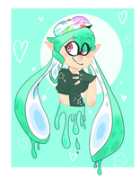Squid Child by HiccupPop