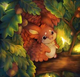Nubby squirrel dta entry