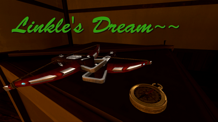 (SFM - ANIMATION) Linkle's Dream~~