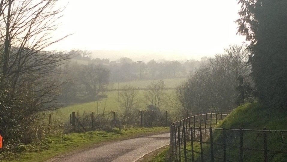 Penshurst landscape by Divarose