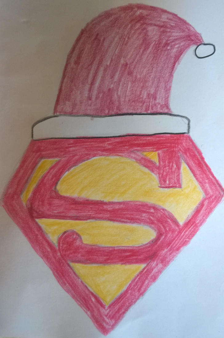 Merry Christmas from Superman by Divarose