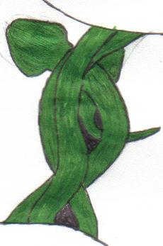 Snake tattoo for a fic by Vixen-Uchiha