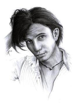 Jackson Rathbone Sketch