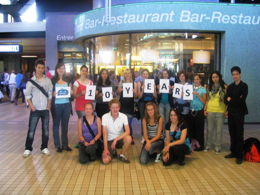 DeviantArt Meeting 2010
