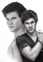 Taylor Lautner by D17rulez