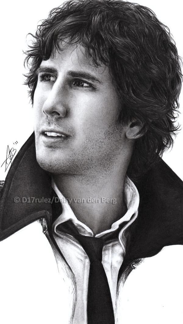 Josh Groban by D17rulez