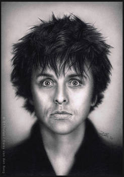 Billie Joe Armstrong - Pencil Drawing