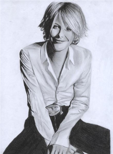 Meg Ryan by D17rulez