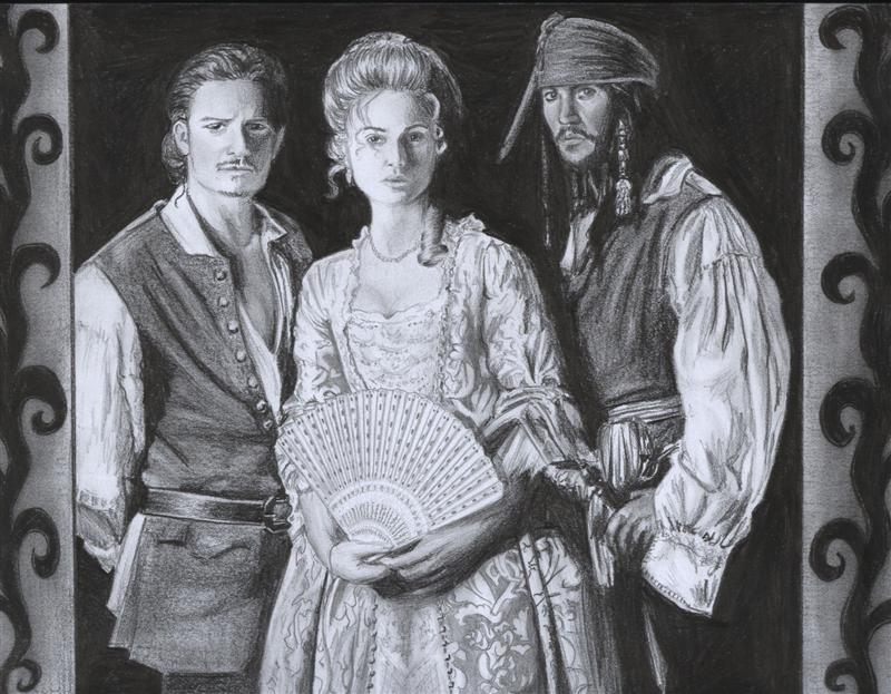Pirates of the caribbean 2 by D17rulez on DeviantArt