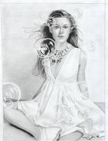 Keira Knightley _ bubbles by D17rulez
