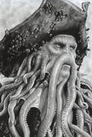 Davy Jones by D17rulez