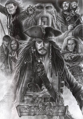 Pirates Of The Caribbean: AWE