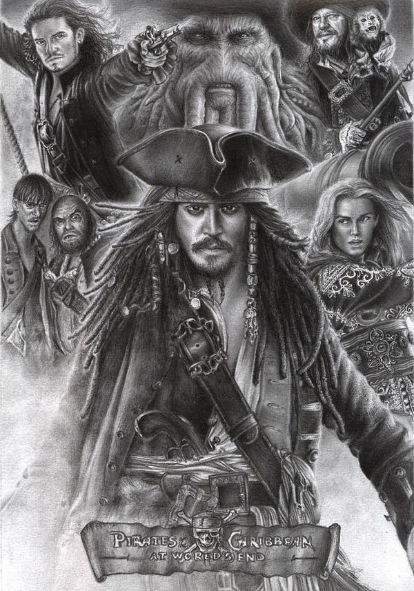 pirate of the caribbean the
