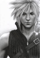 Final Fantasy - Cloud by D17rulez
