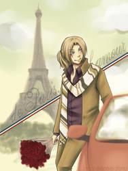 APH - de Paris, avec amour by mayhugs