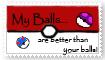 Pokemon my balls are better by TearsOfFallenAngels