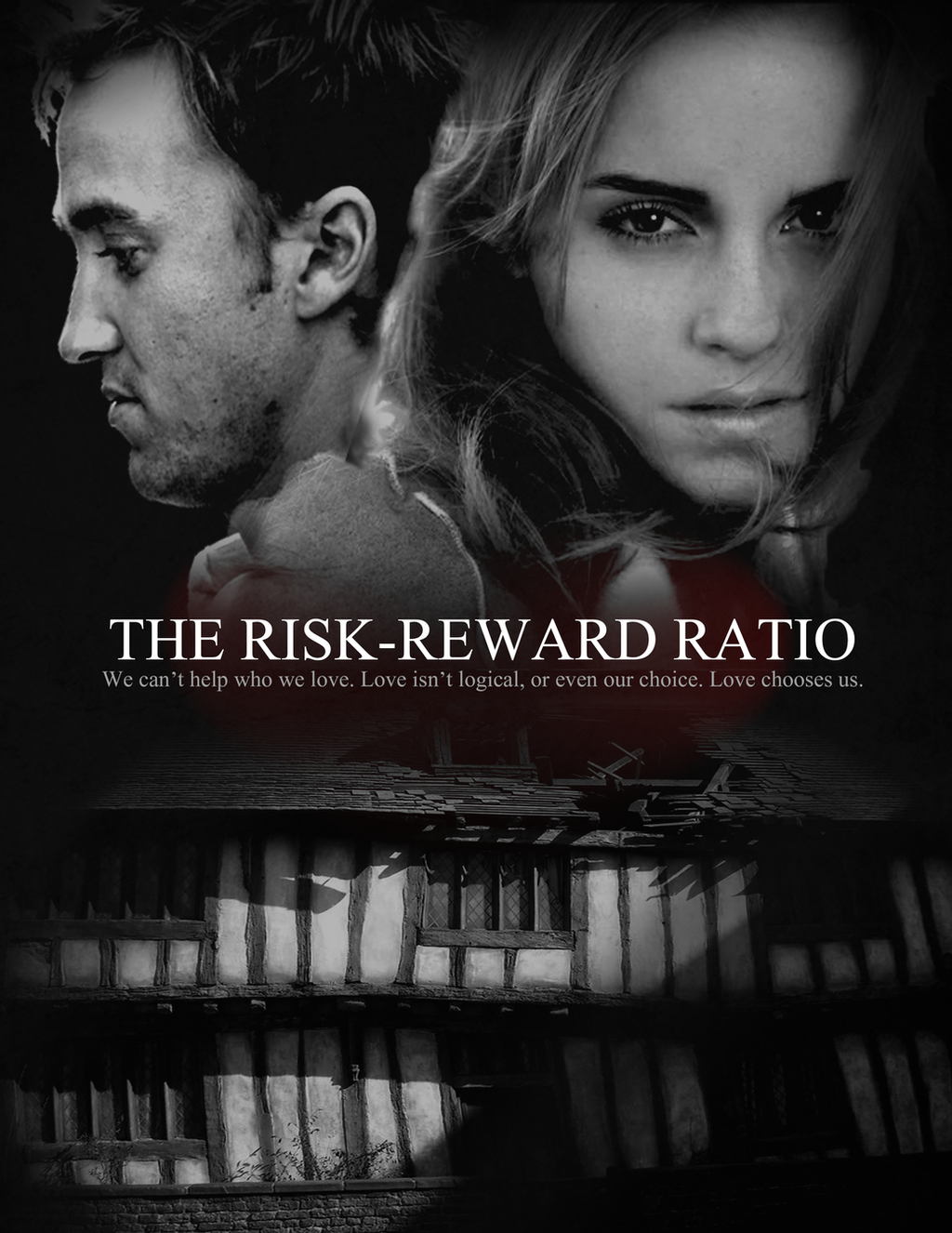 Wattpad Book Cover Ratio : The risk reward ratio fanfiction book cover by
