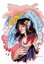 Tiranakis Avatar Coloured by Finn-thewhite