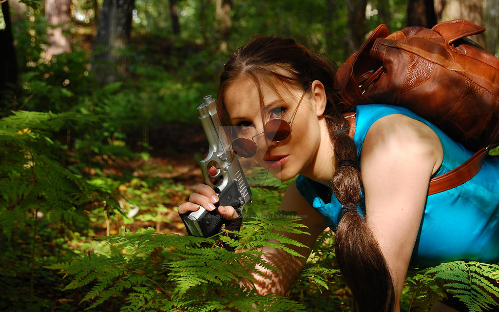 Tomb Raider Classic by LauraCraftCosplay