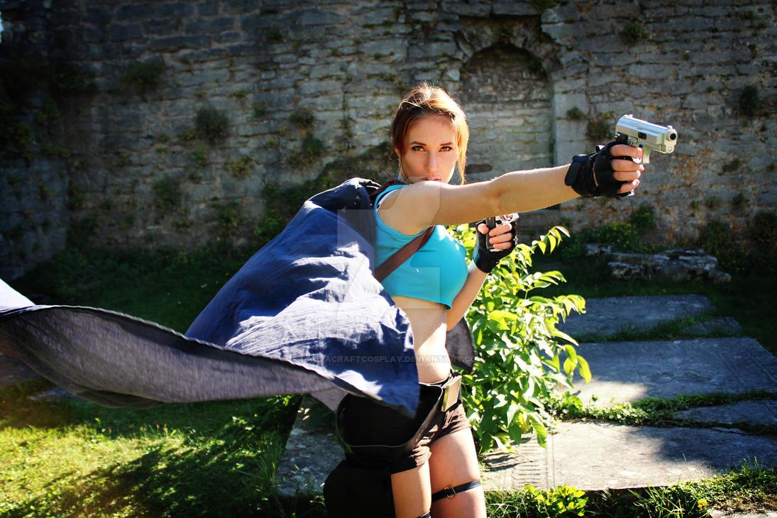 Tomb Raider 2013 by LauraCraftCosplay on DeviantArt