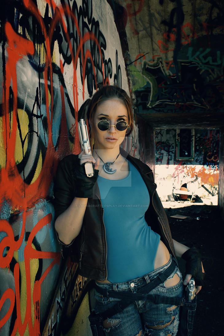 Lara Croft the new beginning - by Randy-Rhoads.deviantart