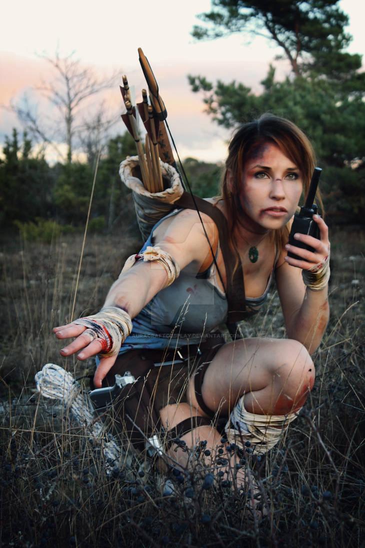 Tomb Raider Wetsuit by LauraCraftCosplay on DeviantArt
