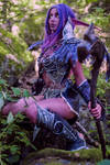 Wow Night Elf Cosplay