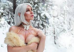 Dragon Age Elf