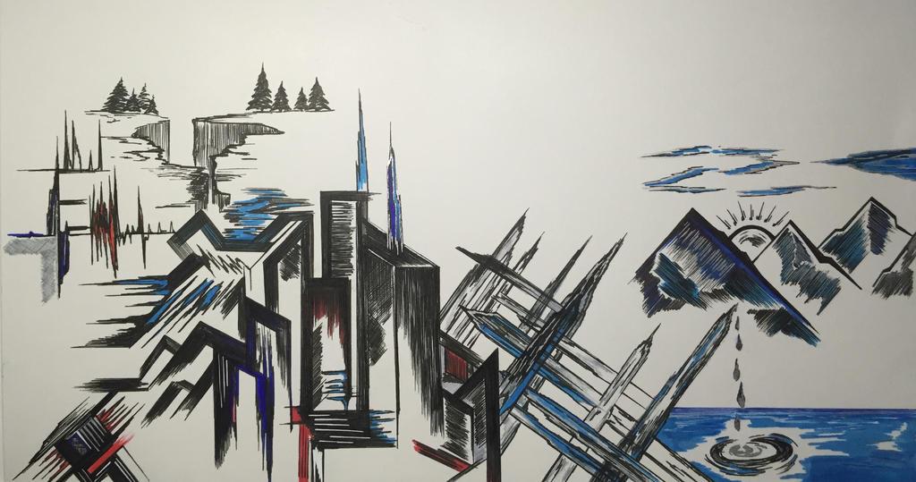 Internal landscape by sstop66