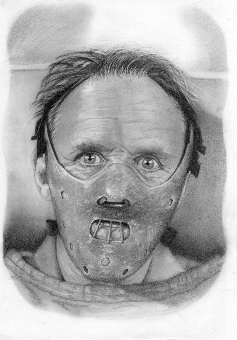 Dr Hannibal Lecter by