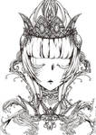 Crystal Crown uncoloured