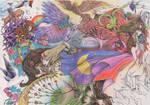LabiryntWyobrazni coloured by akanotsubasa