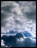 Sky Mountains by delbarital