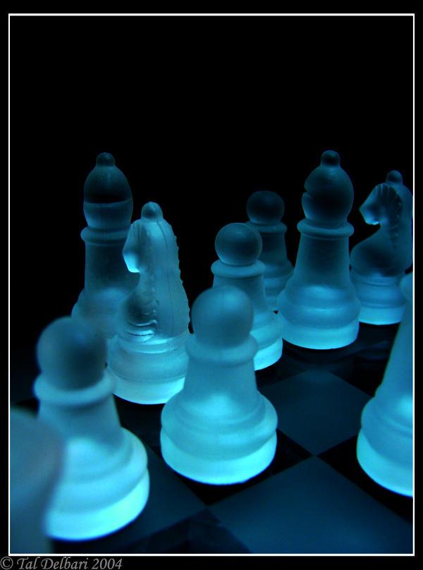 Dark chess by delbarital