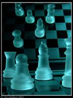 Mirror Chess by delbarital
