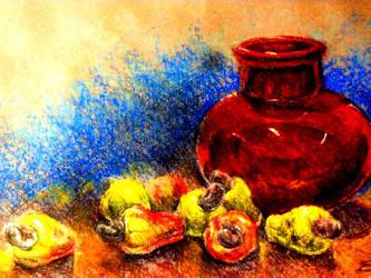 Cashews by duvolks