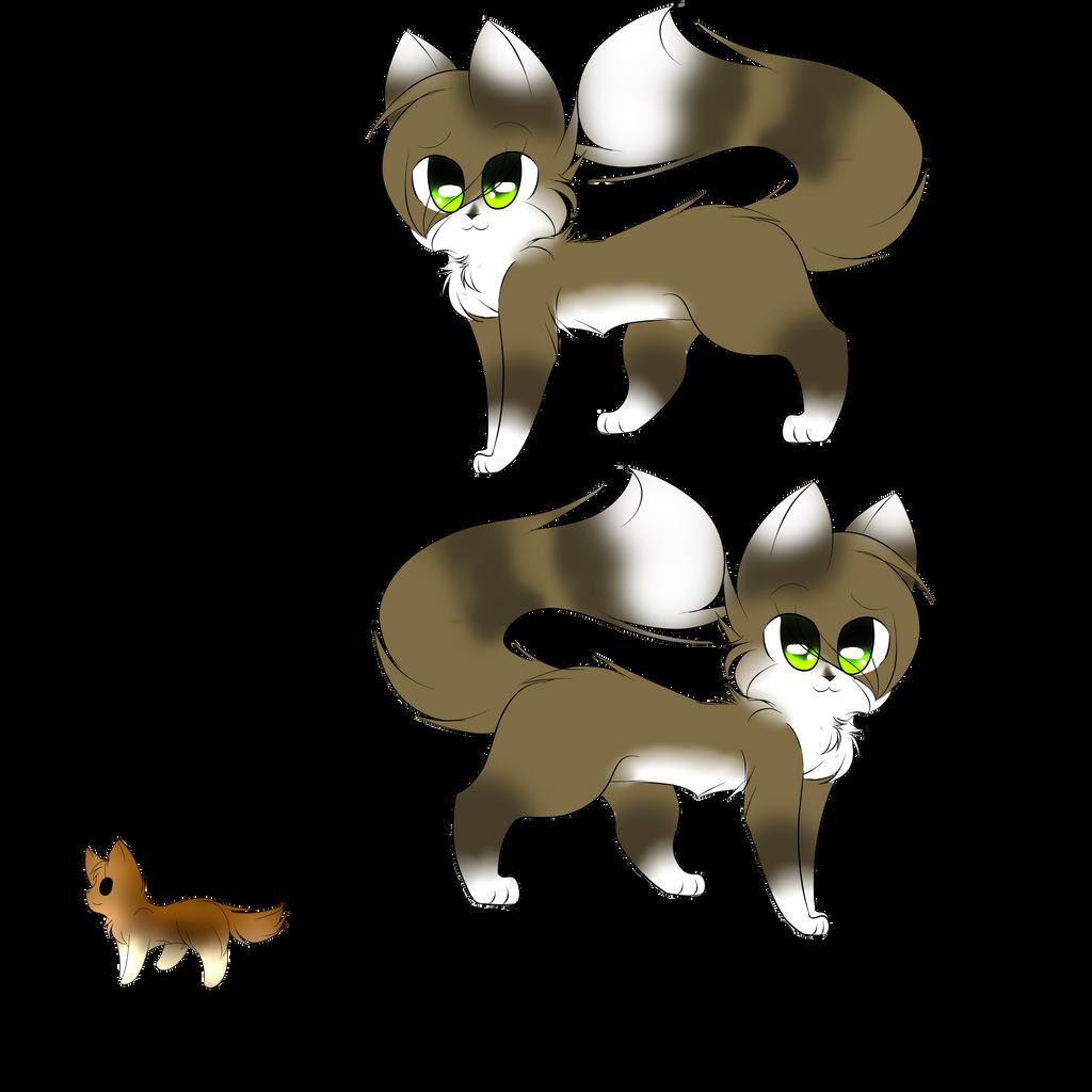 ref for sandy by Riku-Cat